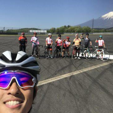 レースdeトレーニング@富士スプリングエンデューロ