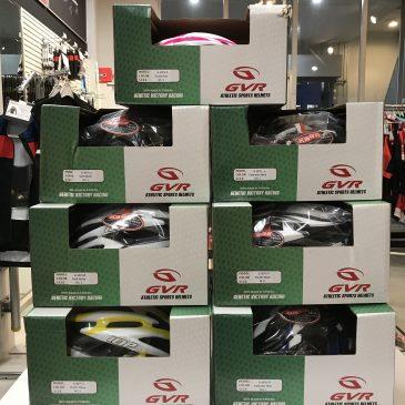 GVRヘルメットを格安販売します!