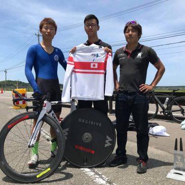 全日本選手権タイムトライアル!