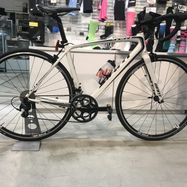 思い入れのある自転車を復活させました!