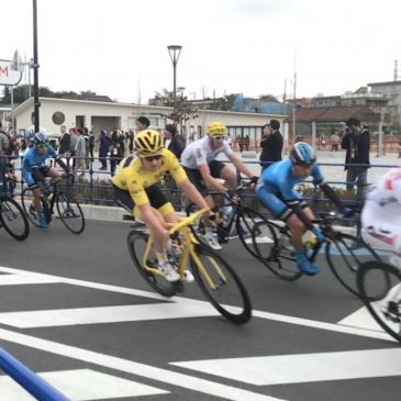 世界最高峰の走りを間近で体感!さいたまクリテリウム Tour de Franceにサポート参加しました!