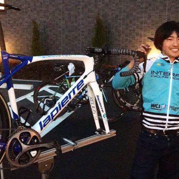 """!!店長不在情報!! UCIコンチネンタルチーム """"Interpro Cycling Academy""""の帯同メカニックとしてTOJに参加します!"""