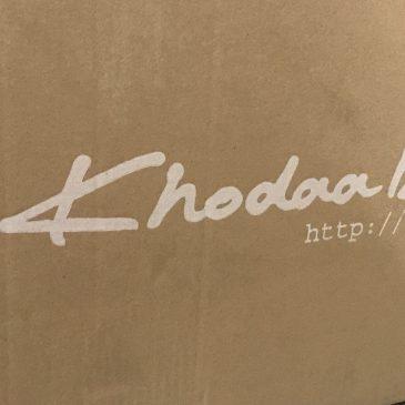 続々と注文いただいております!新生活のお供にKhodaaBloomはいかがですか?