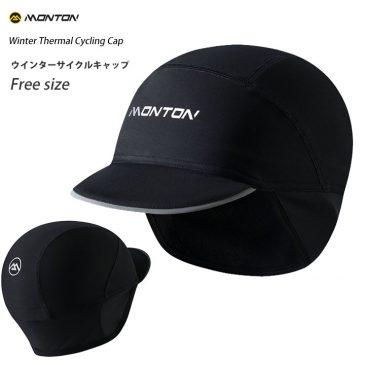新商品【 耳あったかい!頭あったかい!ウインターサイクルキャップ】