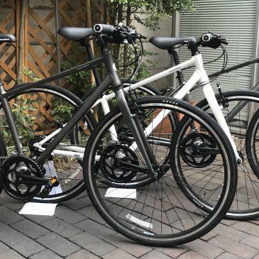 """めっちゃ売れてます!ジャパンフィットクロスバイク"""" KhodaaBloom RAIL700 """"好評発売中!"""